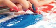 la mejor pintura para telas de seda, nailon vaquero, algodon, sintéticas, lona